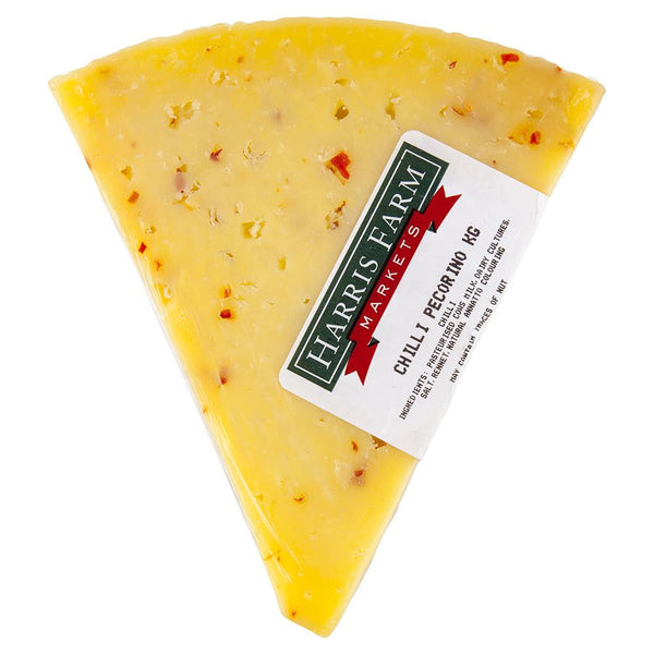 Pecorino Chilli 180-240g , Frdg1-Cheese - HFM, Harris Farm Markets  - 2