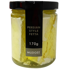 High Valley Cheese Co. Persian Style Fetta Cheese 170g