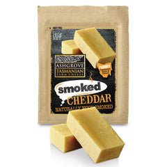 Cheddar - Vintage - Aged Strong and Full Bodied (140g) Ashgrove
