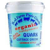 Cottage Cheese Paris Creek Organic Quark 450g , Frdg1-Cheese - HFM, Harris Farm Markets  - 1