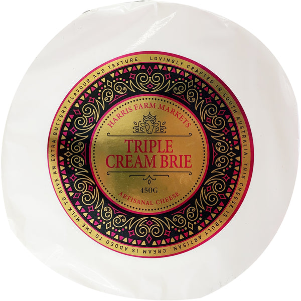 Harris Farm Brie - Triple Cream | Harris Farm Online