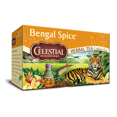 Celestial - Herbal Tea - Bengal Spice (20 teabags, 47g)