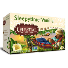 Celestial - Herbal Tea - Sleepytime Vanilla (20 tea bags, 29g)