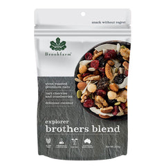 Brookfarm Nuts Snack Explorer Brothers Blend | Harris Farm Online