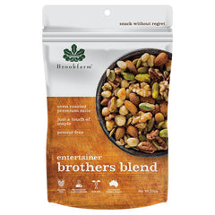 Brookfarm Entertainers Brothers Blend | Harris Farm Online