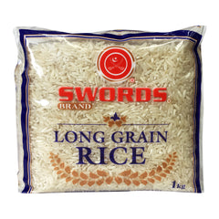 Swords - Rice Long Grain (1kg)