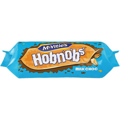 Mcvitie's Hobnobs Milk Chocolate Coated Oat 300g