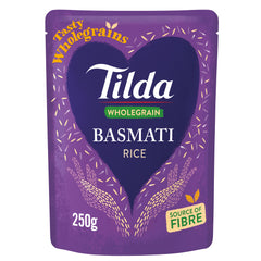 Tilda Basmati Rice Wholegrain | Harris Farm Online