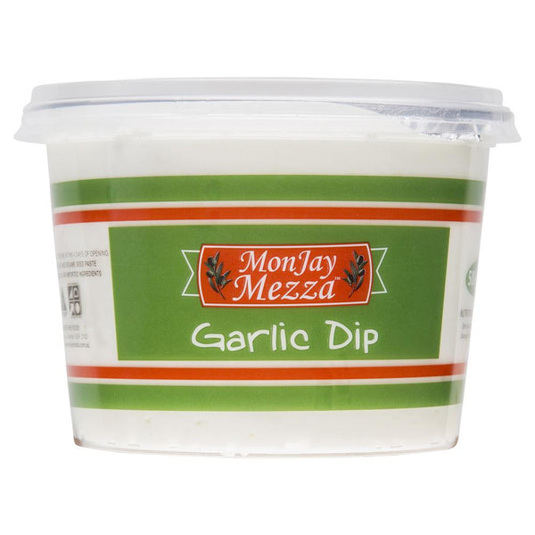 Monjay Mezza Garlic Dip 500g , Frdg1-Antipasti - HFM, Harris Farm Markets  - 2