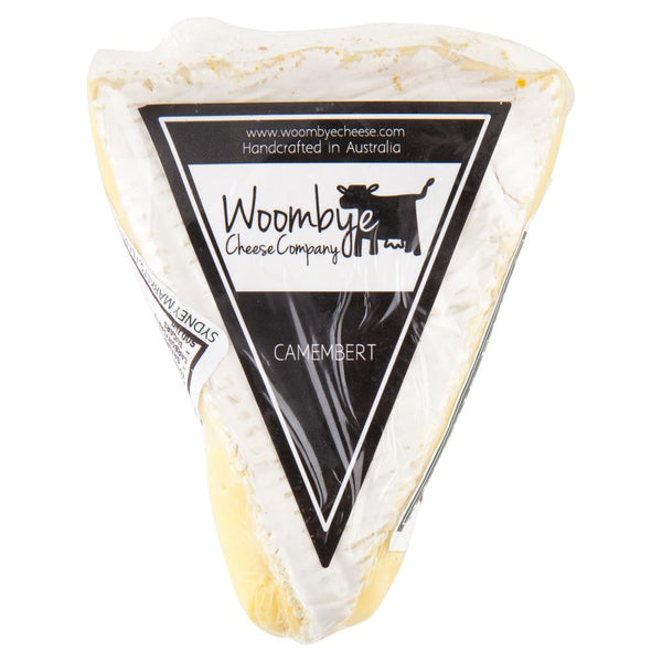 Camembert Woombye 140-210g , Frdg1-Cheese - HFM, Harris Farm Markets  - 2