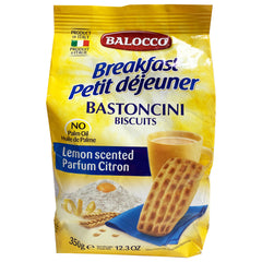 Balocco - Biscuits Bastoncini - Lemon Scented (350g)