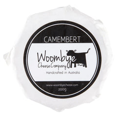 Camembert Woombye 200g , Frdg1-Cheese - HFM, Harris Farm Markets  - 1