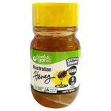 Absolute Organic - Honey Australian - Raw, Organic & Unfiltered (Squeezy, 500g)