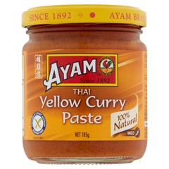 Ayam Thai Yellow Curry Paste | Harris Farm Online