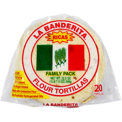 La Banderita Tortillas Family Pack | Harris Farm Online
