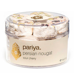 Pariya Persian Nougat Sour Cherry | Harris Farm Online