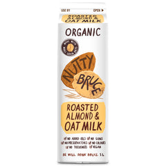Nutty Bruce - Roasted Almond and Oat Milk - Organic | Harris Farm Online
