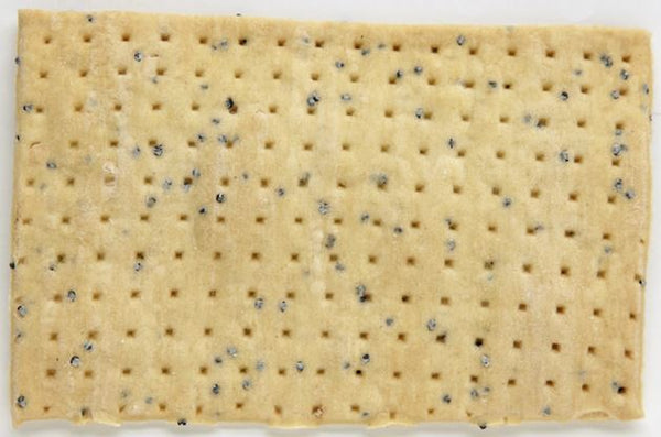 Trentham Tucker - Biscuits Lavosh - Poppy & Sesame Seed (250g)