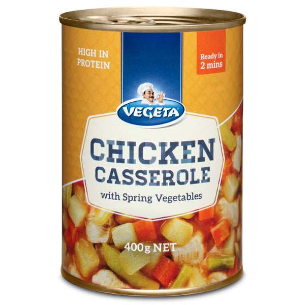 Vegeta - Chicken Casserole - Spring Vegetables (400g)