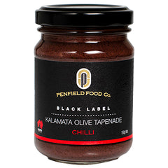 Penfield Food Co Kalamata Olive Tapenade Chilli | Harris Farm Online