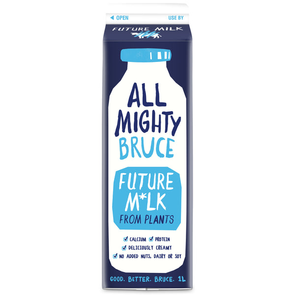 All Mighty Bruce Future Milk From Plants | Harris Farm Online