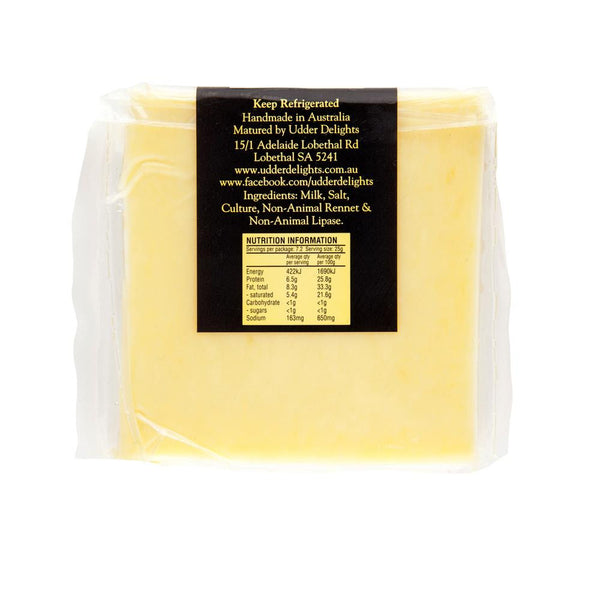 Udder Delights - Mature Cheddar | Harris Farm Online
