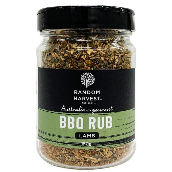 Random Harvest Lamb BBQ Rub | Harris Farm Online
