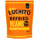 Gran Luchito Refried Beans with Smoky Chipotle | Harris Farm Online