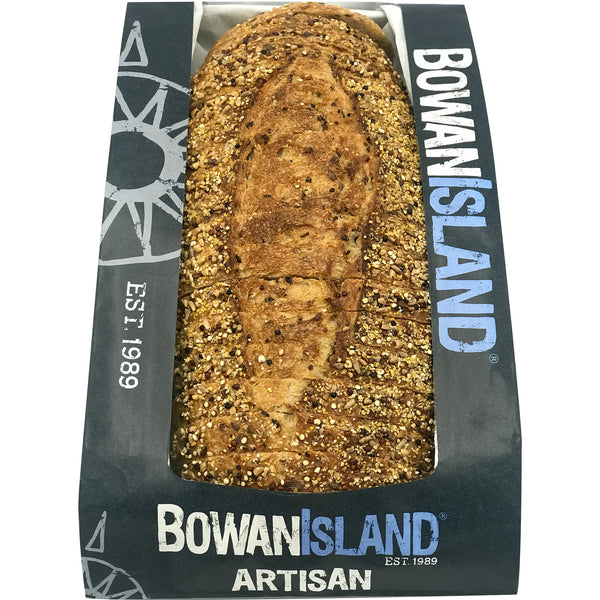 Bowan Island - Bread Sourdough - Quinoa Grains & Seeds | Harris Farm Online