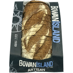 Bowan Island - Sliced Bread Sourdough - Wholemeal | Harris Farm Online