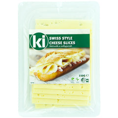 KI Swiss Cheese - Slices | Harris Farm Online