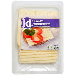 Ki - Havarti Cheese Slices | Harris Farm Online