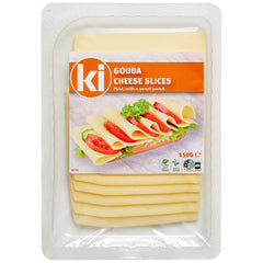 Ki - Gouda Cheese Slices | Harris Farm Online