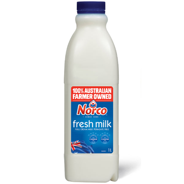 Norco Full Cream Milk | Harris Farm Online