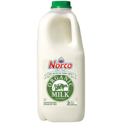 Norco Organic Full Cream Milk | Harris Farm Online