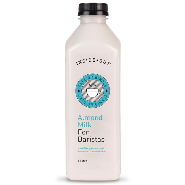 Inside Out - Almond Milk For Baristas - Cold Pressed | Harris Farm Online