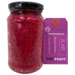The Fermentary - Red Kraut and Fennel Seed (350g)