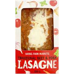 Harris Farm Lasagne Beef and Pork 350g