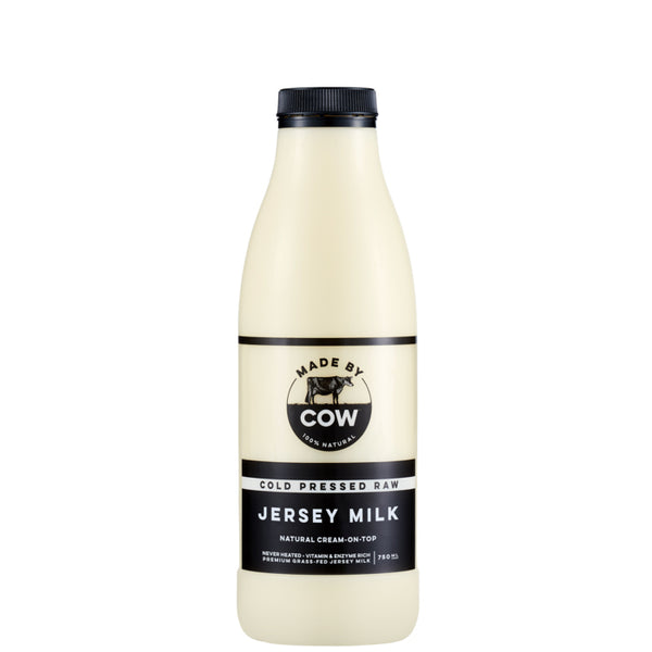 Made by Cow - Cold Pressed Raw Milk (750ml)