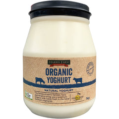 Harris Farm - Organic Yoghurt - Natural Non-homogenised Organic Milk | Harris Farm Online