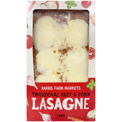 Harris Farm - Lasagne - Beef & Pork (1.6kg)