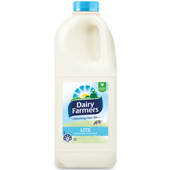 Dairy Farmers Lite Milk | Harris Farm Online