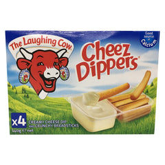 The Laughing Cow - Cheez Dippers (4pk, 140g)