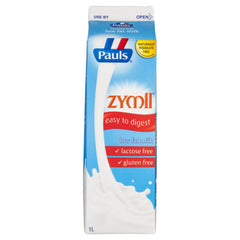 Pauls Milk Zymil Low Fat 1L , Frdg2-Dairy - HFM, Harris Farm Markets  - 1
