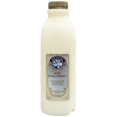 Harris Farm - Milk Pure Pastures Jersey - Non Homogenised (1L)
