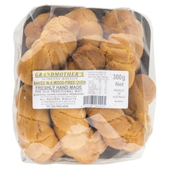 Grandmother's Authentic Biscuits 300g , Z-Bakery - HFM, Harris Farm Markets  - 1