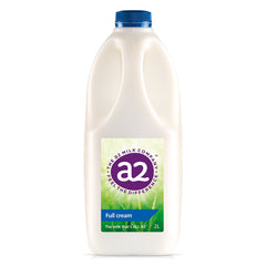 A2 - Milk Full Cream (2L)