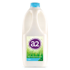 A2 Light Milk 2L
