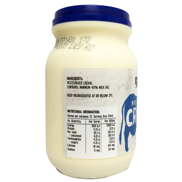 Harris Farm - Cream Pure (300mL)