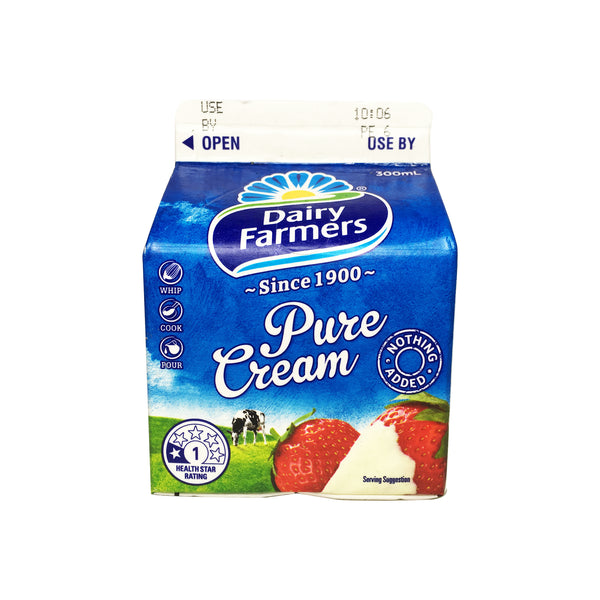 Dairy Farmers - Cream Pure | Harris Farm Online